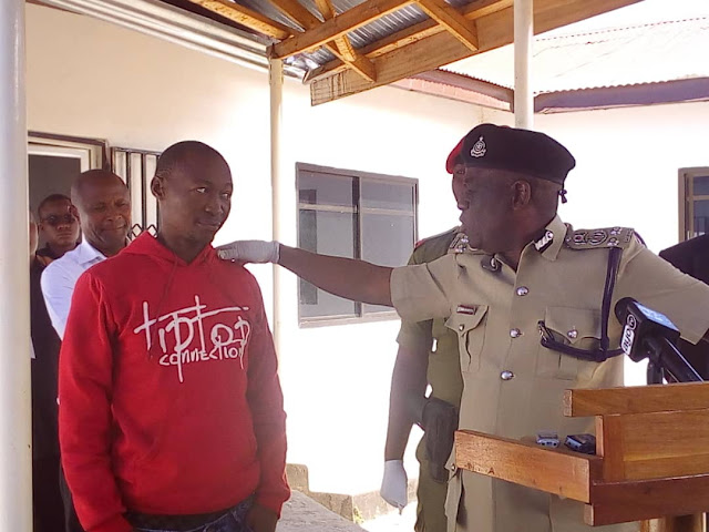 Chid Benz Akamatwa na Mzigo wa Gramu Tano Bangi Dodoma