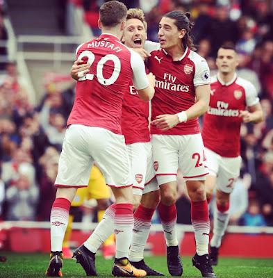 Kedigdayaan Pertahanan Arsenal