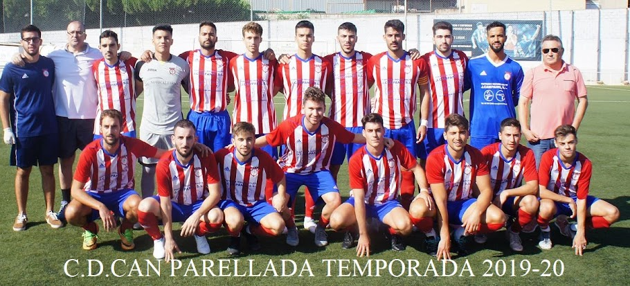 C,D,Can Parellada Temporada 2019-20