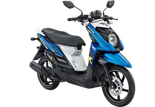 Spesifikasi dan Harga Yamaha X-ride
