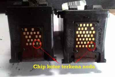 Chip-cartridge-kotor-penyebab-error-E05-Canon-MP287