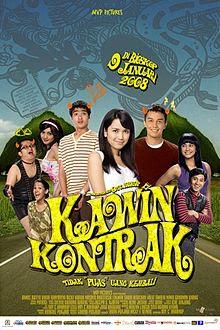 Nonton Film Kawin Kontrak (2008)