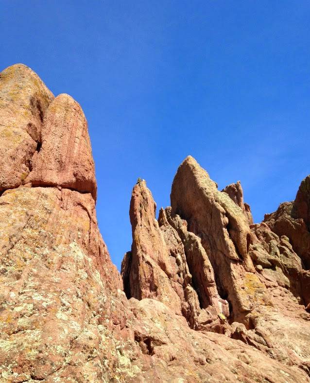 5 Great Day Hikes Near Boulder Colorado: Field Notes: Red Rocks Loop, Boulder