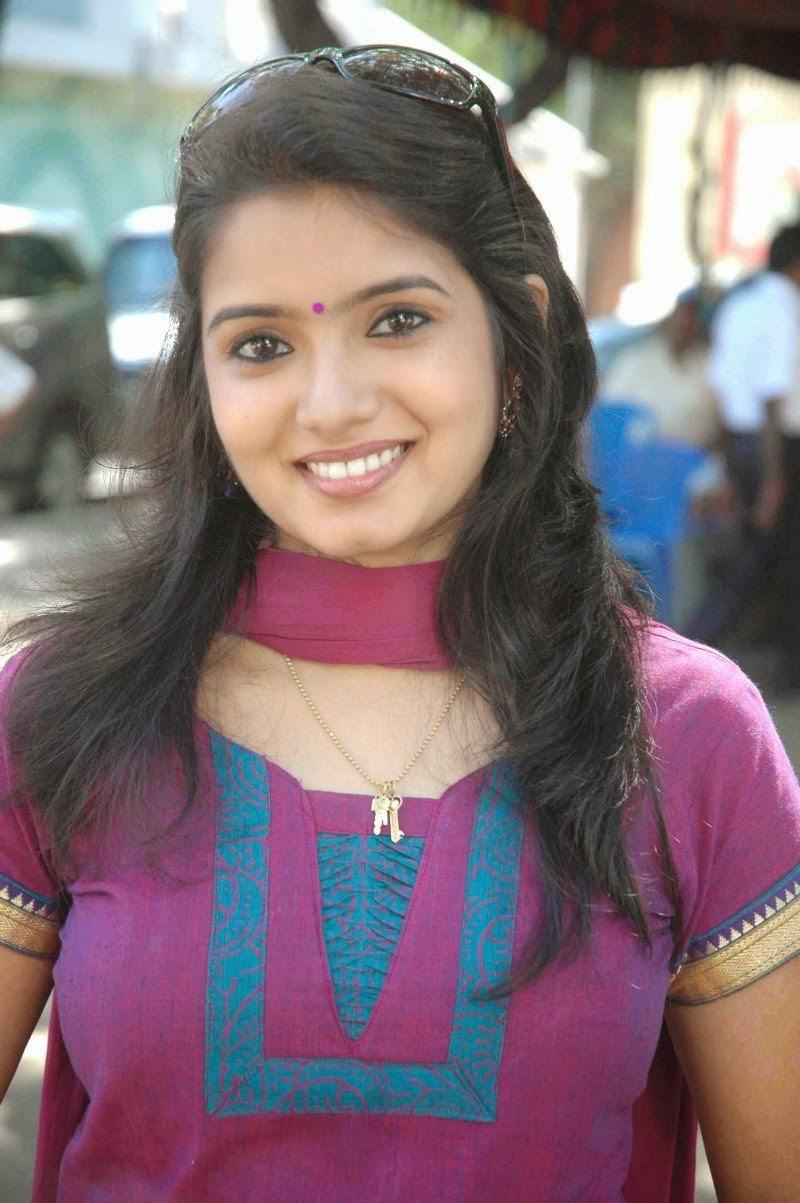 srithika tamil serial actress cute stills - cap