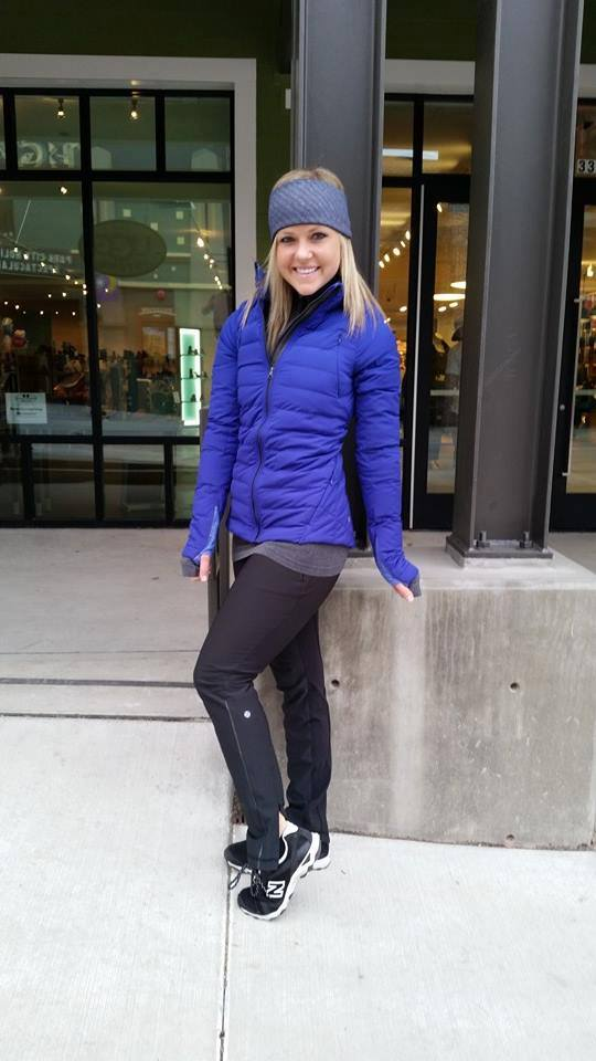 lululemon feeling frosty softshell pant