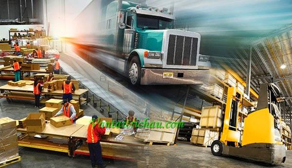 Cảng Logistics Jersey