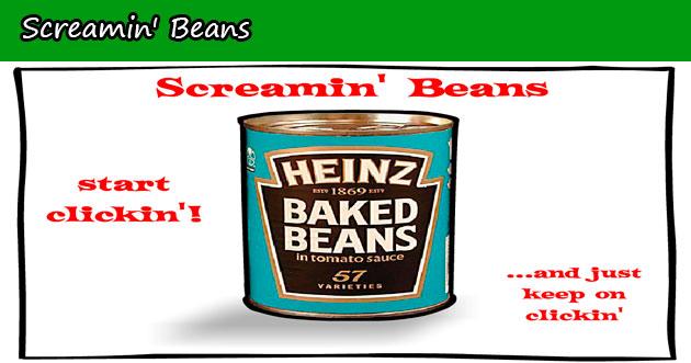 Screamin' Beans