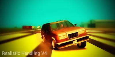 Handling Realista V4 para GTA San Andreas Foto