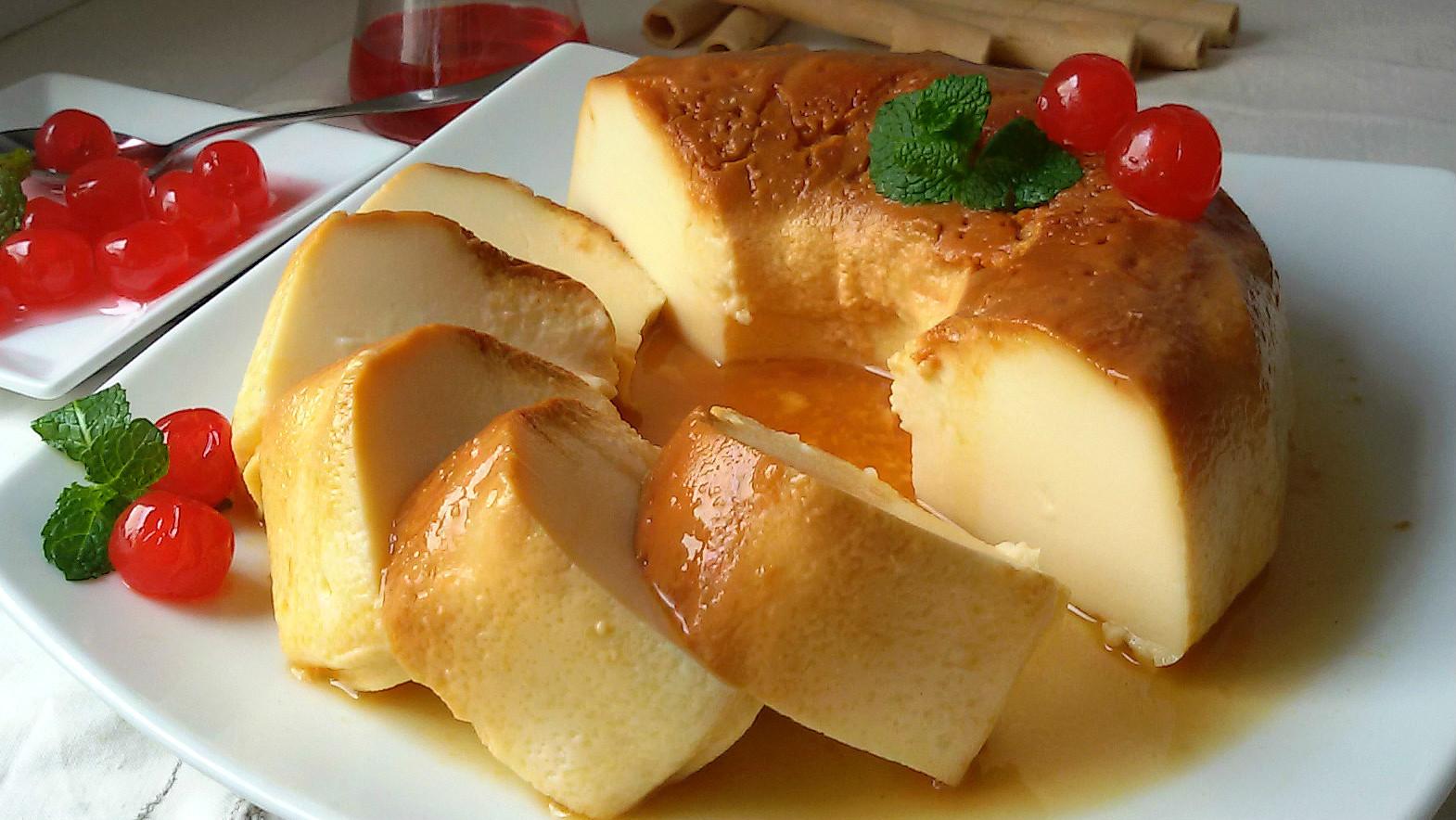 Recetas f cil con bela los dulces con queso m s ricos no - Postres con queso de untar ...