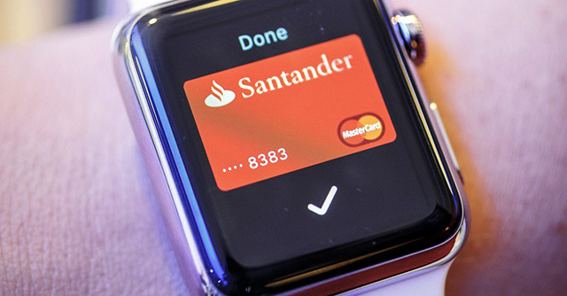 Apple-Pay-Santander-Watch Apple Pay in Spain is already a reality Technology