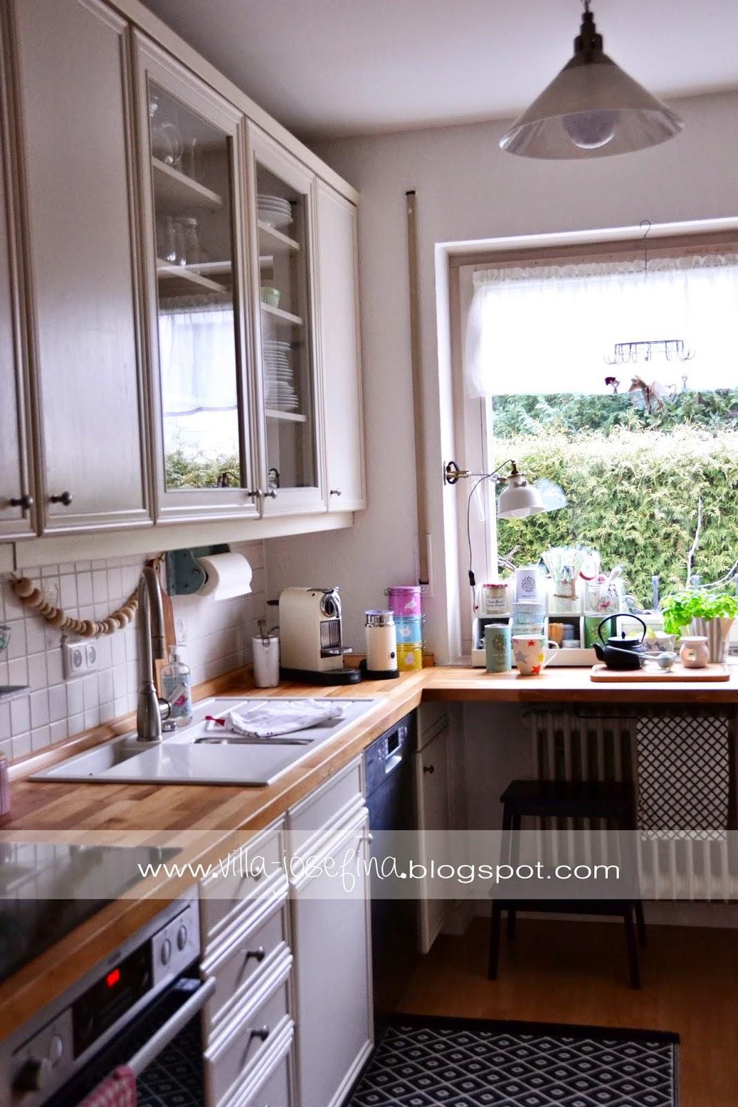 Eine neue Küchenarbeitsplatte macht fast ne neue Küche ;o) | Villa ...