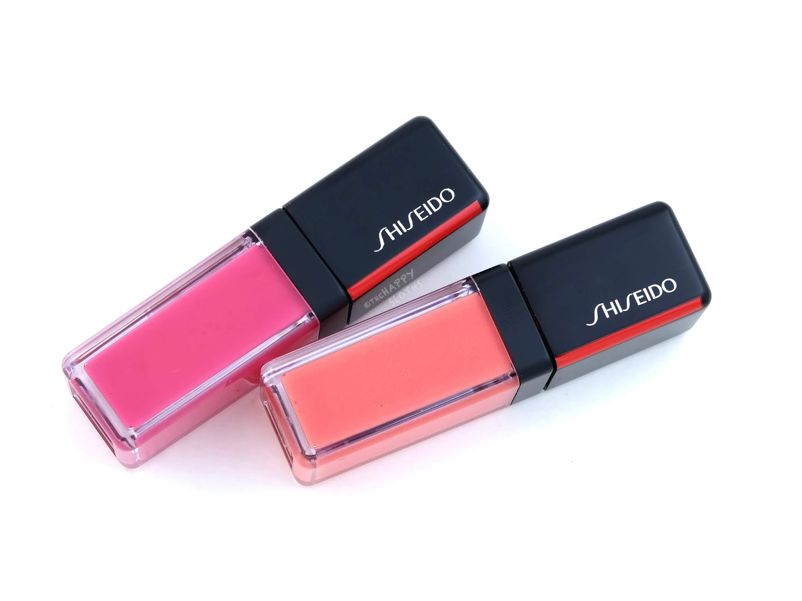 Shiseido | LacquerInk LipShine: Review and Swatches