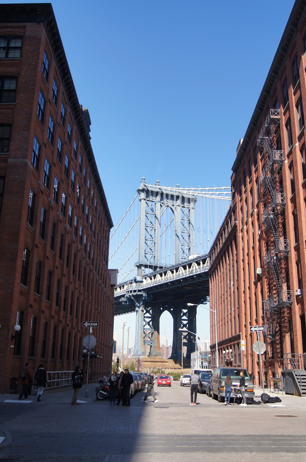 PETITS PARADIS: Dumbo & Brooklyn Bridge, New York