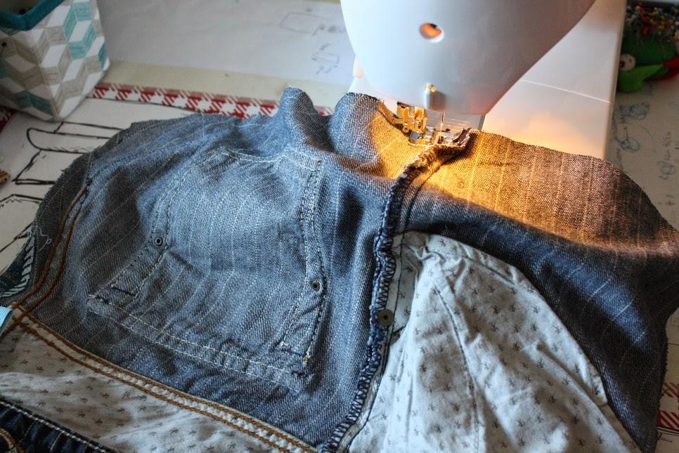 meindesign die alte jeans anleitung. Black Bedroom Furniture Sets. Home Design Ideas