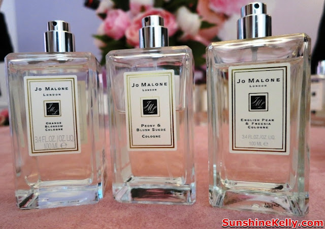 Jo Malone Peony & Blush Suede, Jo Malone London, Fragrance, Scented Candle, Orange Blossom, Jo Malone Peony & Blush Suede & English Pear & Freesia