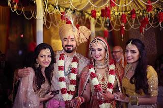 akriti kakkar wedding