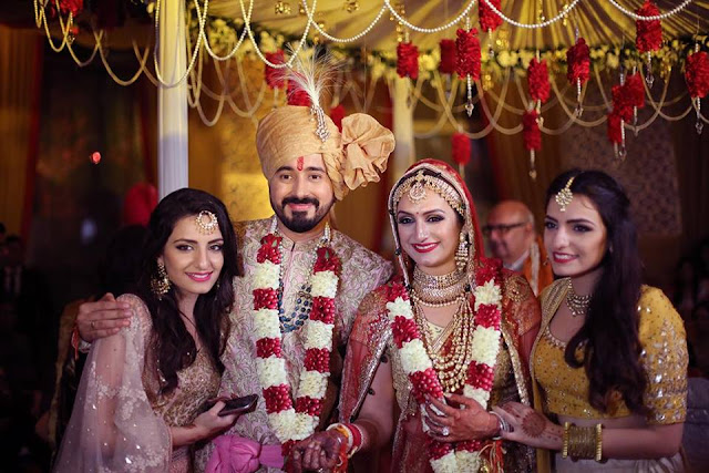 akriti kakkar wedding