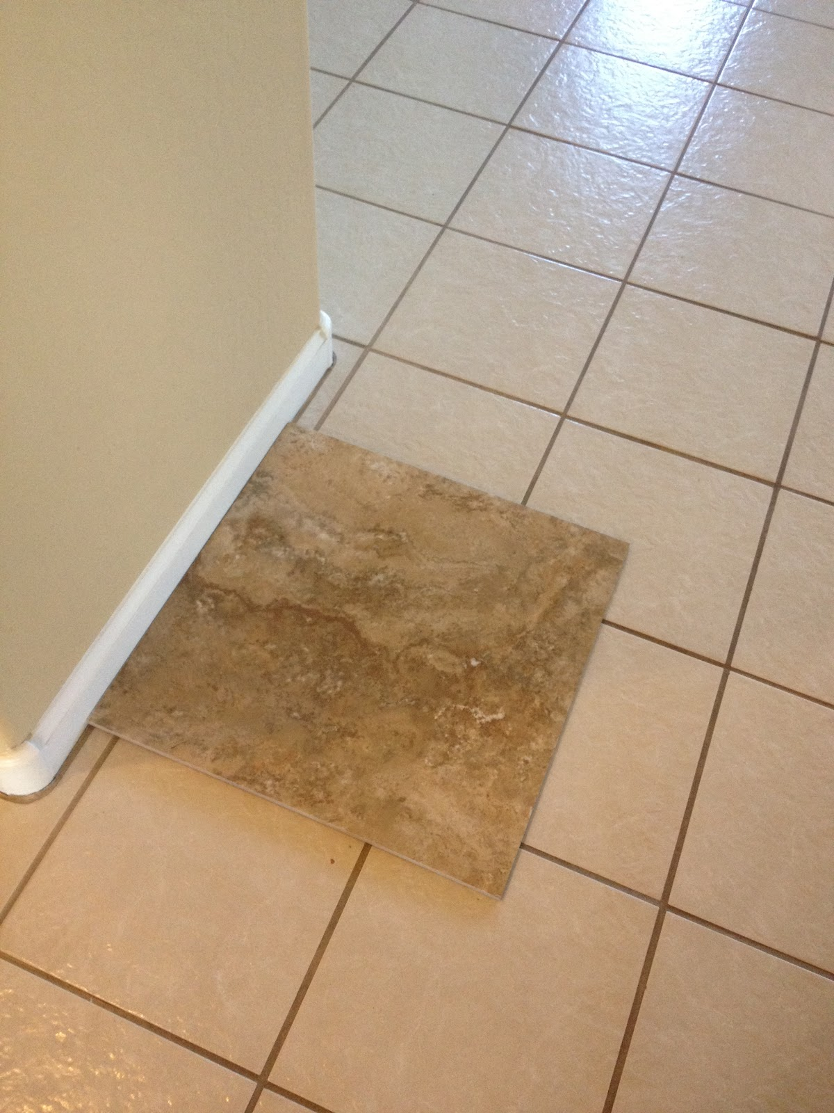 Friendship, Life and Style: Travertine vs. Ceramic Tile