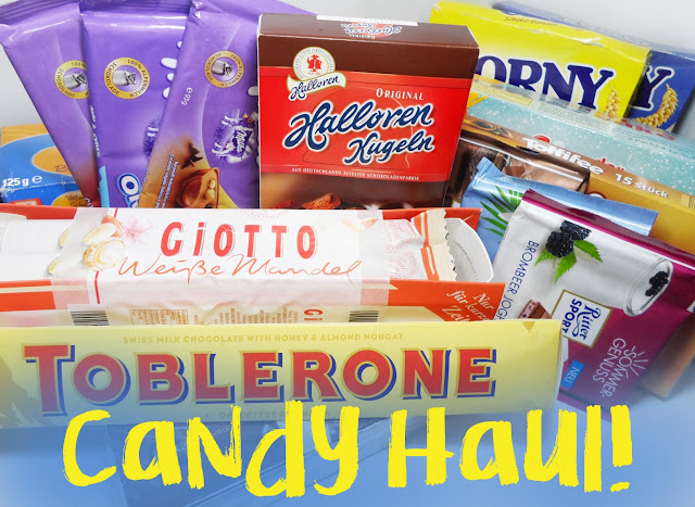 European candy sweets liz breygel try haul january girl blogger