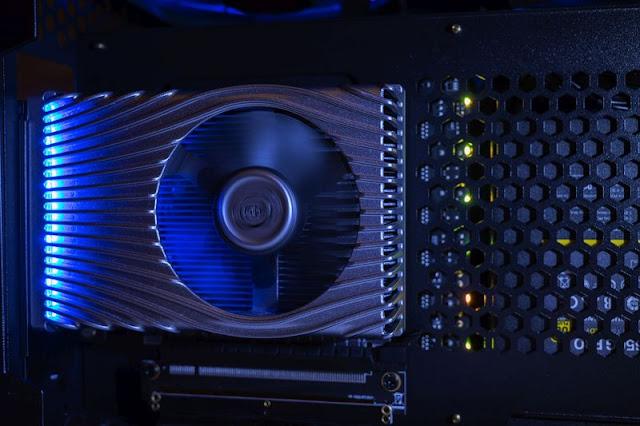 Intel DG1 GPU