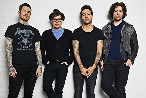 Lyrics de Fall Out Boy