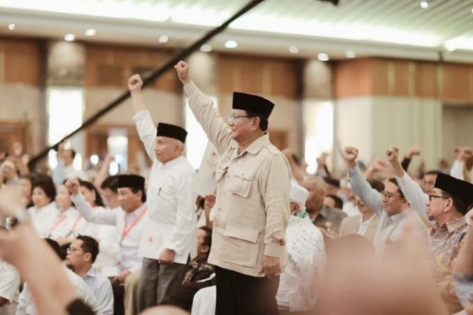 """""""Prabowo Sandi Menang Pemilu"""" Jadi Trending Topic"""