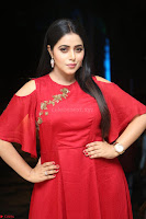 Poorna in Maroon Dress at Rakshasi movie Press meet Cute Pics ~  Exclusive 39.JPG