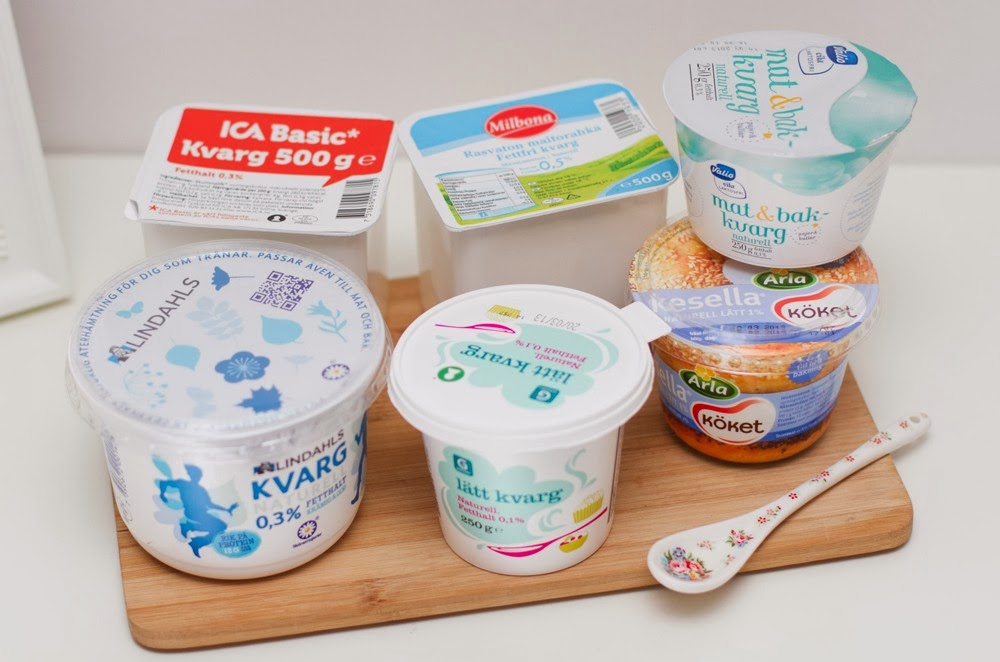 Ica Yoghurt Kvarg