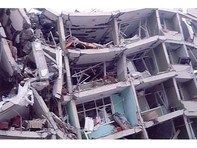 deprem sonrası
