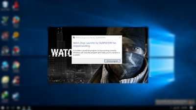 Stopped Workin Watch Dogs