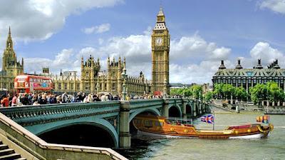 افضل الاماكن السياحية في لندن