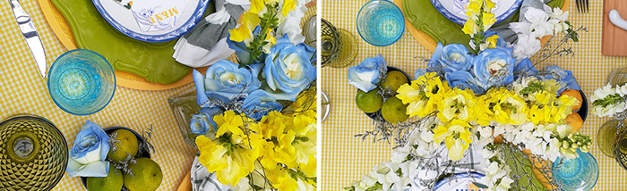 summer, table set, table setting, french country, lifestyle, brunch, party planner, verano, frances