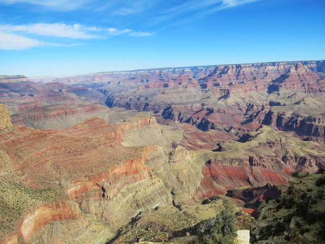 A photo trip along the Grand Canyon South Rim