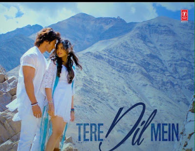 tere dil main video Armaan Malik