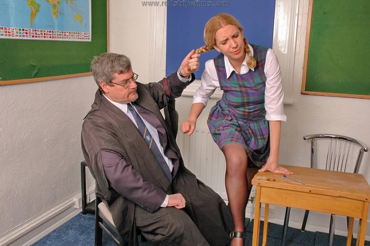 A short hot slipper spanking amateur 7