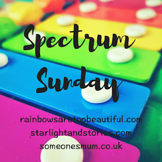 SEND & Spectrum Sunday linky badge