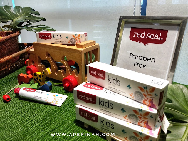 Red Seal | Why I Am Choosing Natural?