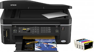Epson Software Updater allows you lot to update Epson software too every bit download  Download Epson Stylus Office BX600FW Drivers
