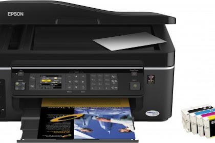 Epson Stylus Office BX600FW Driver Download Windows, Mac, Linux