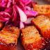 Cách làm thịt quay áp chảo cực ngon cho bữa cơm ngày rét
