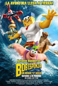 descargar Bob Esponja: Un Héroe Fuera del Agua, Bob Esponja: Un Héroe Fuera del Agua español