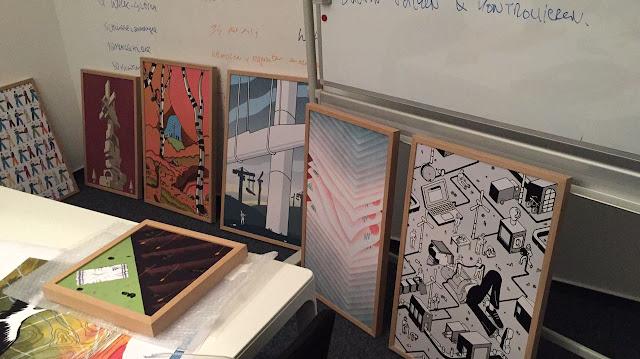 Rahmen, Illustration, Lukas, Kummer