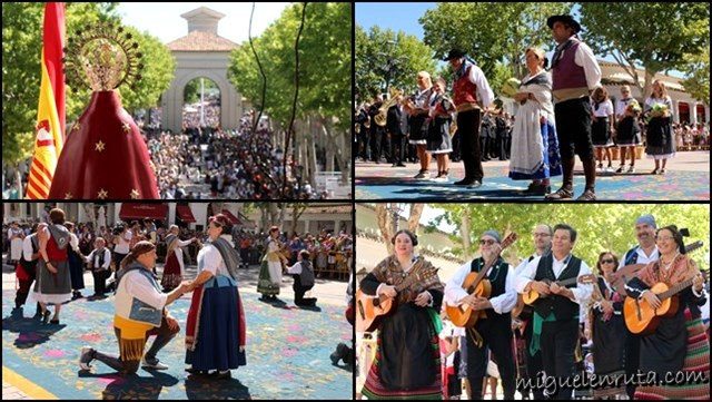 Feria-de-Albacete-Ofrenda-de-Flores