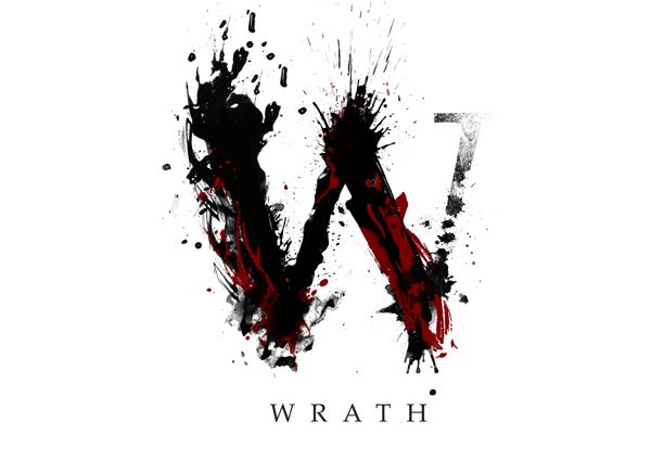 Wrath sin art
