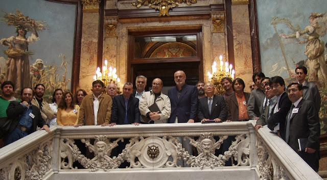 Congreso Narrativa Peruana, , Casa de América, Madrid 2005
