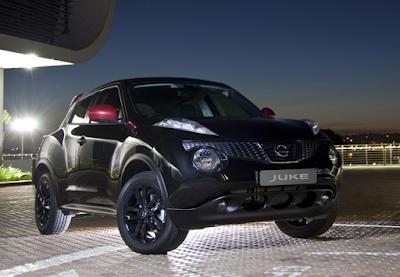 Eksterior Nissan Juke Modifikasi