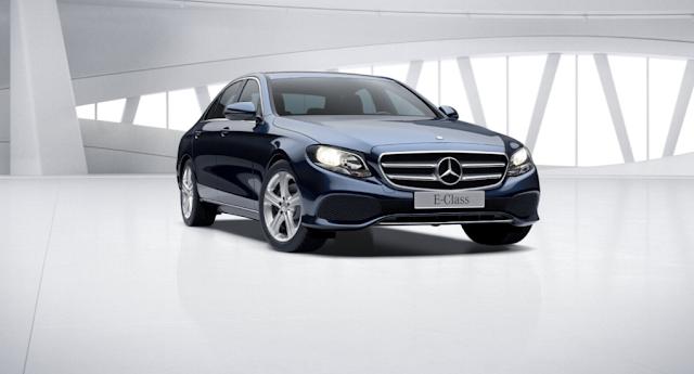 Mercedes E250 Edition 20 2015