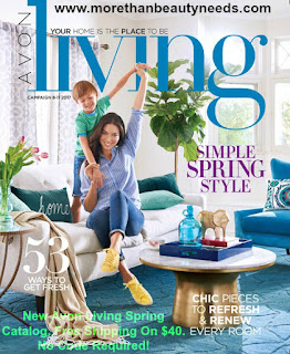 Avon Living Campaigns 8 - 11 Shop Avon Living >>> 3/18/17 - 5/12/17
