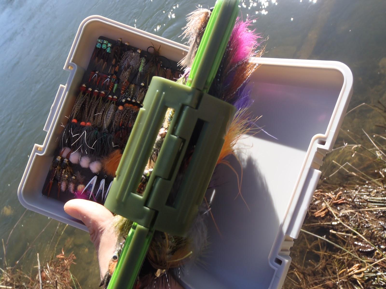 Irideus fly fishing products irideus 2013 steelhead fly for The fishing fly box