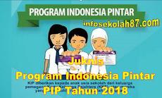 Download Juknis PIP Madrasah Tahun 2018